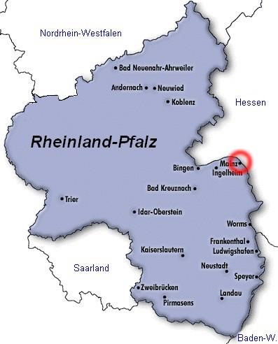 Barrierefreies Hotel Rollstuhl Mainz Rheinland Pfalz