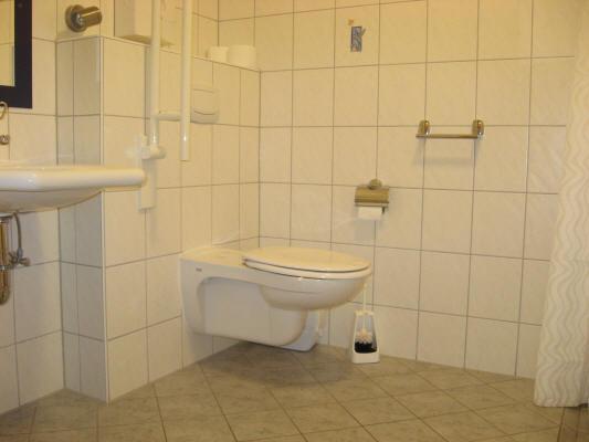 Haltegriff Dusche Behindertengerecht : Rollstuhl Ferienwohnung Ostsee ...