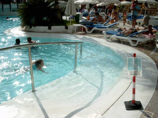 Rollstuhlgerechtes Hotel Barrierefrei Teneriffa Behindertengerecht