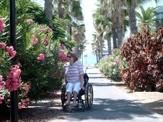 Haltegriff Dusche Behindertengerecht : barrierefrei Teneriffa behindertengerecht Teneriffa Rollstuhl Urlaub